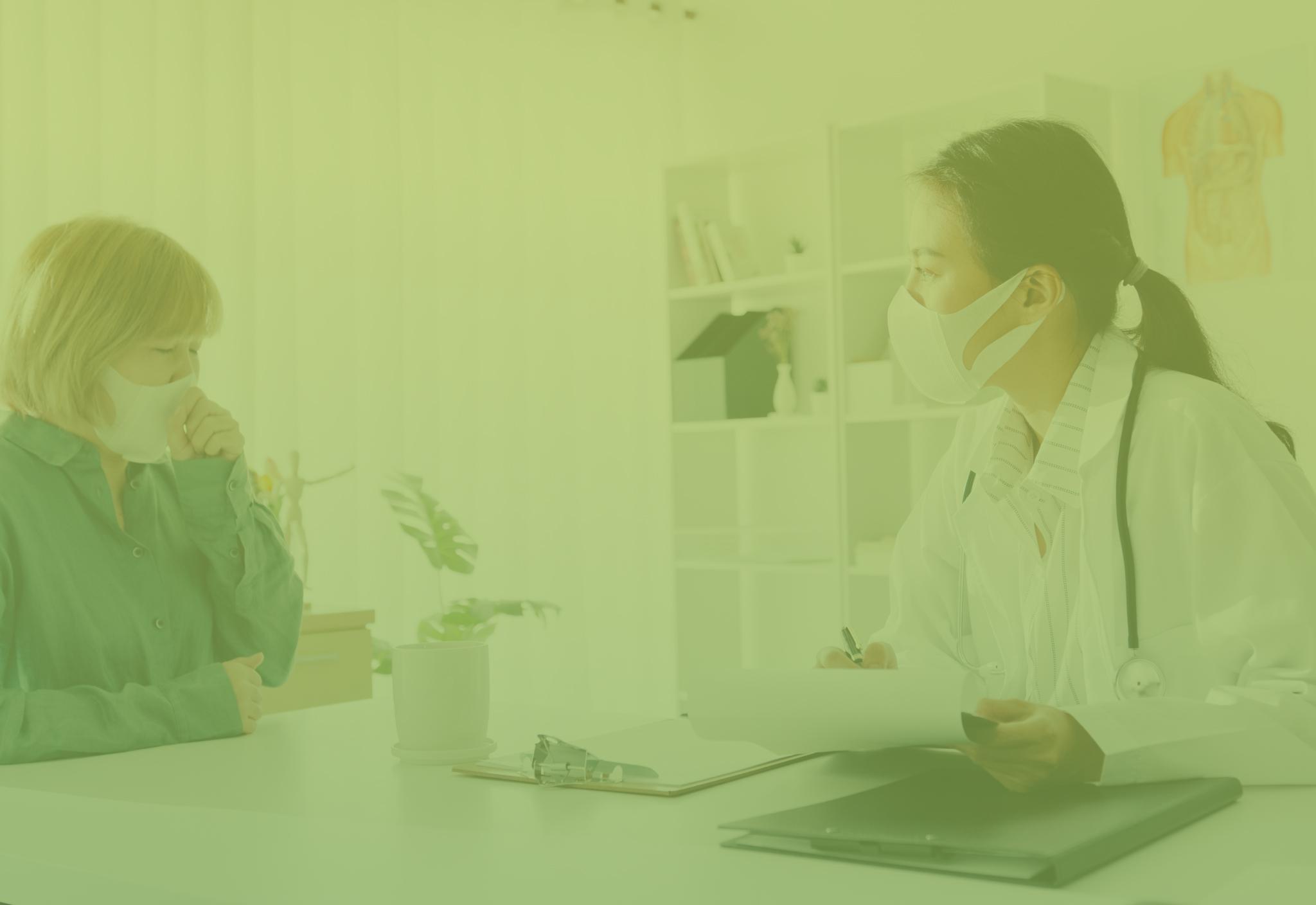 Atendimento médico na pandemia: quais cuidados a clínica e o paciente precisam ter?