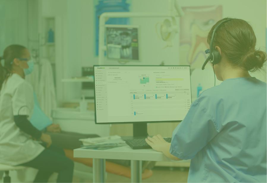 Gestão da recepção: descubra como o software médico QuarkClinic pode ajudar